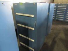 Vidmar 4 Drawer Cabinet, #17