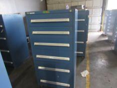 Vidmar 6 Drawer Cabinet, #43