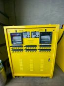 PDS BARTECH MODEL PCE-3630S/2 200 AMP PRE/POST WELD HEAT TREAT SYSTEM
