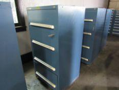 Vidmar 4 Drawer Cabinet, #15