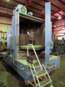 """60"""" PROCECO TYPHOON-HD SINGLE STAINLESS STEEL TABLE TYPE PARTS WASHER"""