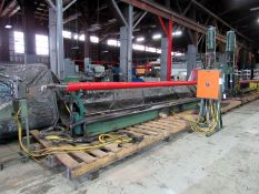 I.D. SEAM WELDING MACHINE, MFD. BY CECIL PECK AUTOMATED WELDING EQUIPMENT