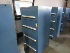 Vidmar 4 Drawer Cabinet, #14