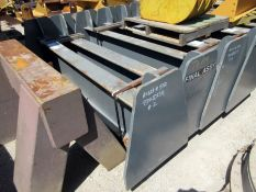 7 TON CRANE BOOM SUPPORTS (10 TOTAL)