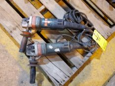 "Metabo WEPB19-180 (2) 7"" Angle Grinders 15A, 120V, 50/60HZ"