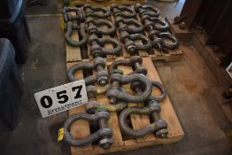 APPROX (17) HD 25T CLEVIS