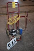 AMT ELECTRIC PORTABLE PUMP W/ 2 HP MOTOR