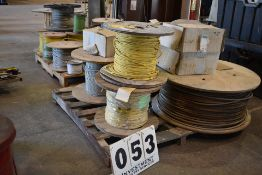 ASSORT WIRE & CABLE