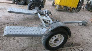 2-Wheel Car Dolly