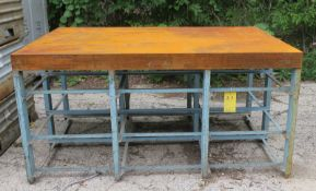 Iron Surface Plate Table