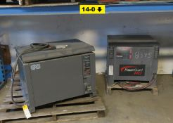 GNB & Hawker Battery Chargers