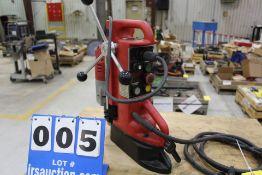 MILWAUKEE 4203 MAGNETIC DRILL, ASST#:1000061613