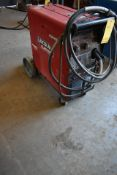 LINCOLN ELECTRIC MIG 350MP WIRE WELDER