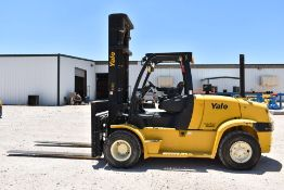 "YALE FORKLIFT, 16,000 LB LKIFT CAP, LIFT HEIGHT: 179.7"","