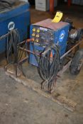 MILLER ROUGHNECK 2E AC ARC WELDING POWER SOURCE, GAS OPERATED