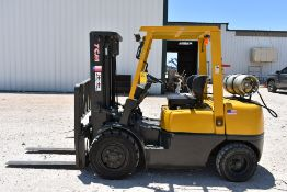 "TCM FORKLIFT, LIFT CAP: 5,600 LBS, LIFT HEIGHT: 171.5"", MDL:FG30N5T, 7,727 HOURS"