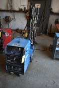 MILLER SYNCROWAVE 200 CC/AC/DC WELDING POWER SOURCE, NO LEADS