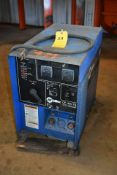 MILLER CP-250TS WELDINGPOWER SOURCE NO LEADS