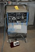 MILLER SHOPMASTER 300 AC/DC WELDER, CC/CV AC/DC ARC WELDING POWER SOURCE