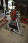 VICTAULIC VE-416FSO ROLE GROOVING MACHINE W/ ASSORT TOOLING