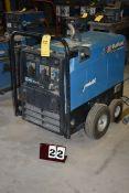 MILLER BOBCAT 250 WELDER/ GENERATOR, CC/CV AC/DC, 10,500 WATTS, GAS ENGINE