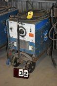 MILLER IDEALARC 250 AC/DC ARC WELDING POWER SOURCE