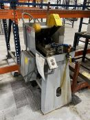 2012 Everett 10 Wet 10'' Wet Abrasive Cutoff Saw 2300 Saw Rpm, 115/208-230 V, 3Hp, 48'' x 30'' x