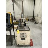 Electro ARC EDM CONV Metal Disintegrator Machine 36'' Max Distance To Bottom, 72'' From Head To