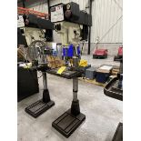 Jet J-A3816 15'' Variable Speed Floor Model Drill Press 1,725 Rpm, 1 Hp, 115/220 V, 400- 5,000