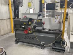 2010 HAAS TL-2 CNC Lathe X-axis Travel 8'', Z-axis Travel 48'', Rapid Rate Z-axis 450 IPM, Rapid