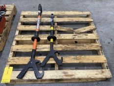 (2) Various Size Shove it Safety Tools