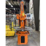 2013 Meco MEC-80x440x800 Premium CNC Slotter 477mm Stroke Of Z Axis, 34KN Max Work Force, 88mm Y, 46