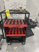 Huot Tool Scoot Mobile Tool Cart