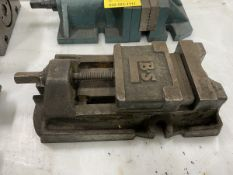 Brown And Sharpe 6'' Machine Vise