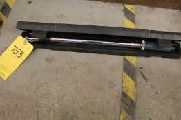 TORQUE WRENCH HANDLE ONLY
