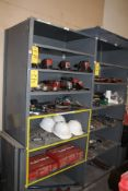 (2) HD SHELVING **DELAYED REMOVAL**