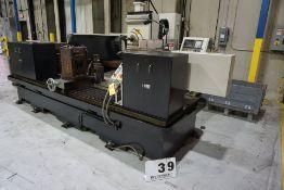 CELLULAR CONCEPTS H-15 HORIZONTAL CNC MACHINE CENTER W/ GE FANUC SERIES 21-M CTRL