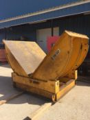 BOP COIL UP ENDER FLIPPER (LOCATED IN MIDLAND, TX)