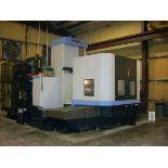 2011 DOOSAN DBC110 HORIZONTAL BORING MACHINE & MILLING MACHINE (CRRNTLY DISASSEMBLED LOCATED IN OKC)