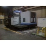 2014 DOOSAN DB0110S HORIZONTAL BORING & MILLING MACHINE, (CURRENTLY DISASSEMBLED & LOCATED IN OKC)