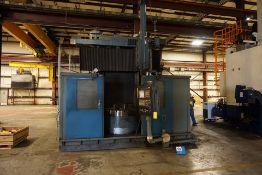 "BULLARD CNC VTL , REBUILT BY ESSET IN 2011, 56"" 4 JAW CHUCK"