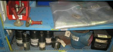 Punch dies, Thermonol Jacket, other misc items