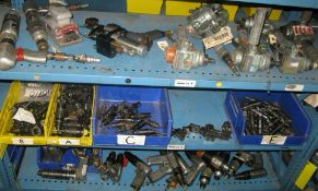 Pneumatic tools and micro stops