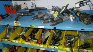 Pneumatic drill, rivet and misc guns
