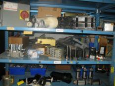 Electric, hydraulic, pneumatic items