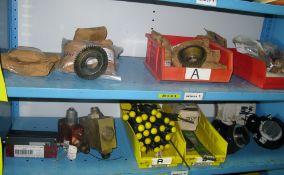 Thread cutting tools, hand tools valves, optical comparitor tooling