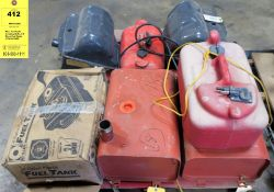 (7) Misc. Fuel Tanks Including (2) No. 2-D Diesel Fuel Tanks (CPN-5617287)