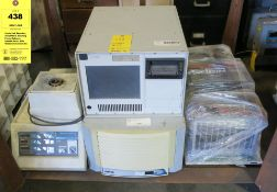 Sypris Lab Recorder, SimpliMet 3 Mounting Press, Reliance Spindle Drive, APW Genesis Enclosure AC