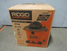 Ridgid 16 gallon Wet/Dry Shop Vac, NEW still in box