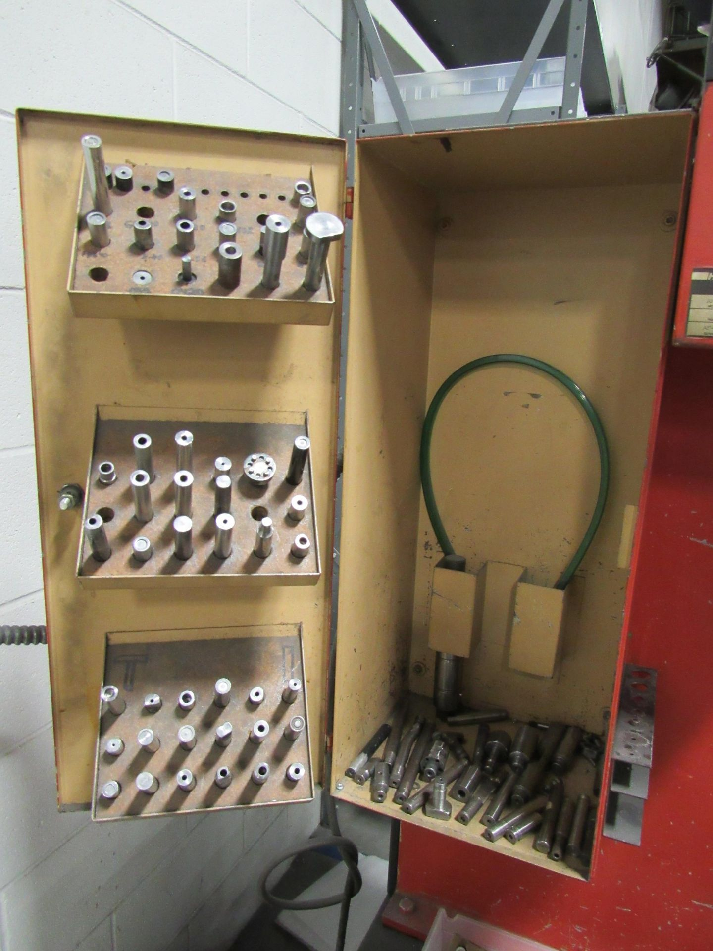 Lot 110 - Haeger 6 Ton Hydraulic Insertion / Assembly Press